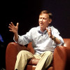 Hickenlooper charms tech crowd