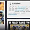 Rams use Wayin social media hub