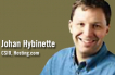 IT Security: An interview with Johan Hybinette
