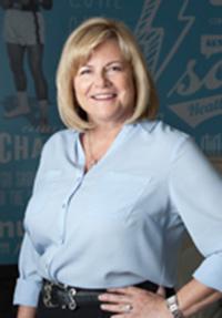 Linda Fenton: New CFO